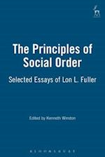 Principles of Social Order: Selected Essays of Lon L. Fuller