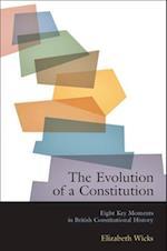 The Evolution of a Constitution af Elizabeth Wicks
