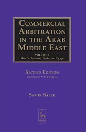 Commercial Arbitration in the Arab Middle East