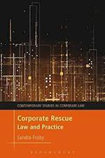 Corporate Rescue (Contemporary Studies in Corporate Law, nr. 4)