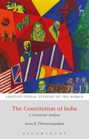 Bog, paperback The Constitution of India af Pratap Mehta