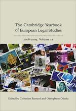 Cambridge Yearbook of European Legal Studies (Cambridge Yearbook Of European Legal Studies, nr. 11)
