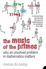 The Music of the Primes af Marcus du Sautoy