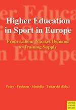 Higher Education in Sport in Europe af Karen Petry