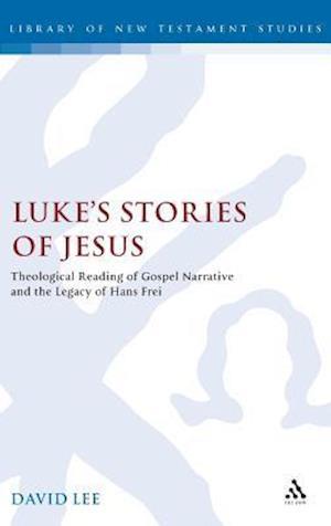 Luke's Stories of Jesus