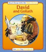 David and Goliath (Read Along with Me Bible Stories)