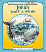 Jonah and the Whale (Read Along with Me Bible Stories)