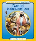 Daniel in the Lion's Den (Read Along with Me Bible Stories)