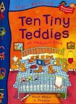 Ten Tiny Teddies (Start Reading S)