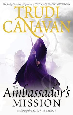 Bog, paperback The Ambassador's Mission af Trudi Canavan