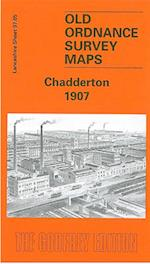 Chadderton 1907 (Old O.S. Maps of Lancashire)