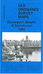 Devonport (South) and Stonehouse 1893 af Richard Oliver