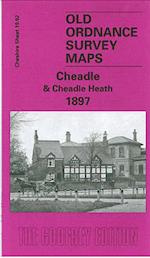 Cheadle and Cheadle Heath 1897 (Old O.S. Maps of Cheshire)