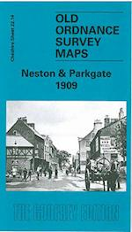 Neston and Parkgate 1909 (Old O.S. Maps of Cheshire)