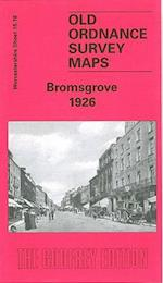 Bromsgrove 1926 (Old Ordnance Survey Maps of Worcestershire)