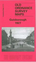 Guisborough 1927 (Old O.S. Maps of Yorkshire)