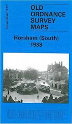 Horsham (South) 1938 (Old Ordnance Survey Maps of Sussex)