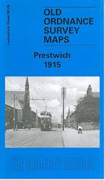 Prestwich 1915 (Old O.S. Maps of Lancashire)