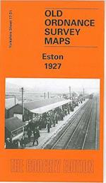 Eston 1927 (Old O.S. Maps of Yorkshire)