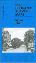 Flixton 1904 (Old O.S. Maps of Lancashire)