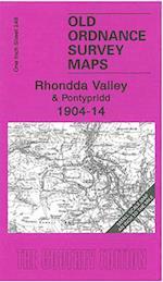 The Rhondda Valley 1904-14 af Derrick Pratt