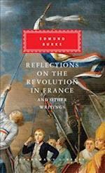 Reflections on The Revolution in France And Other Writings af Edmund Burke