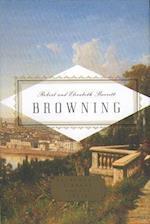 Robert and Elizabeth Barrett Browning Poems af Elizabeth Barrett Browning, Peter Washington, Robert Browning