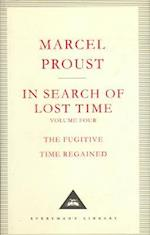 In Search Of Lost Time Volume 4 (EVERYMAN'S LIBRARY)
