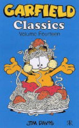 Bog, paperback Garfield af Jim Davis