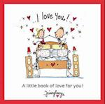 I Love You (Juicy Lucy Gift Books)