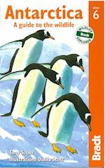 Antarctica, Bradt Travel Guide (6th ed. July. 13) (Bradt Travel Guides)