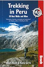 Trekking in Peru af Hilary Bradt