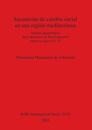 Bog, paperback Secuencias de cambio social en una region mediterranea af Montserrat Menasanch de Tobaruela