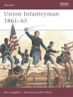 Union Infantryman 1861-1865 af John White