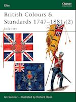 British Colours & Standards 1747-1881 (2) (Elite, nr. 81)