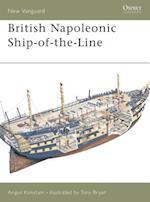 British Napoleonic Ship-Of-The-Line af Angus Konstam, Tony Bryan