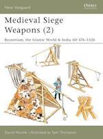 Medieval Siege Weapons (New Vanguard, nr. 69)