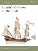 The Spanish Galleon (New Vanguard, nr. 96)