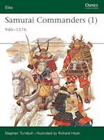 Samurai Commanders (1) (Elite, nr. 125)