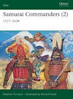 Samurai Commanders (2) (Elite, nr. 128)