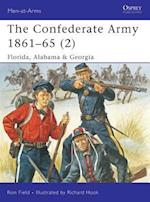 The Confederate Army 1861–65 2 (Men-At-Arms)