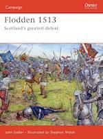 Flodden 1513 af Stephen Walsh, John Sadler