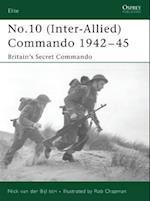 No.10 Inter-Allied Commando 1940-45 (Elite, nr. 142)