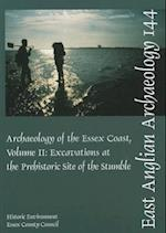 EAA 144: The Archaeology of the Essex Coast Vol 2 af N. Brown