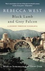 Black Lamb and Grey Falcon af Rebecca West