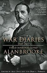 Alanbrooke War Diaries 1939-1945