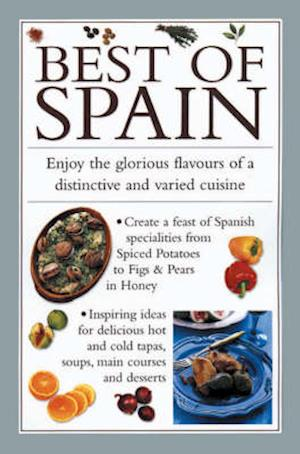 Bog, hardback Best of Spain af Essentials Cook's