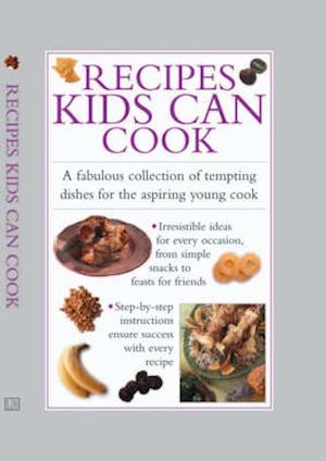 Bog, hardback Recipes Kids Can Cook af Southwater