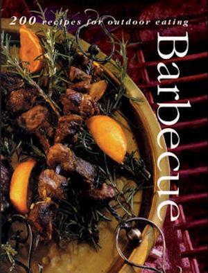 Bog, paperback Barbecue af Christine France