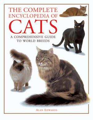 Bog, paperback The Complete Encyclopedia of Cats af Paddy Cutts